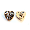 CELTIC HEART KN 24ct