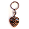 Keychain CELTIC HEART AB