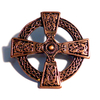 Brosche CELTIC CROSS AB