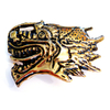 Buckle DRAGONHEAD 24ct