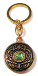 Keychain DRAGONEYE GREEN 24ct