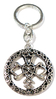 Keychain CELTIC WEDDING KNOT 925