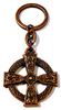 Keychain CELTIC CROSS AB