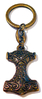 Keychain THORS HAMMER AM