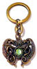 Keychain DRAGONHEART GREEN AM