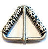 TRIANGLE BUCKLE AS
