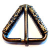TRIANGLE BUCKLE AM